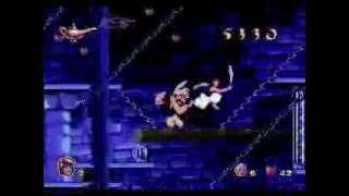 Скоростное прохождение игры Aladdin