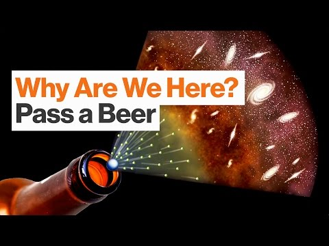 Big Bang Evidence: Frozen Higgs, Frozen Beer, and Gravity Waves | Lawrence Krauss