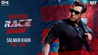First Look of Salman Khan From Race 3 | Remo D'Souza | #Race3ThisEID - TIPSMUSIC
