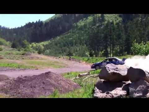 RALLY FAN ARMY!!!  Oregon Trail Rally 2013