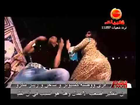 سعد الصغير ودينا ولاد البلد - شعبيات - Sa3d Elsoghayer and Dina