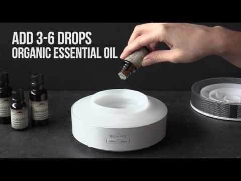 Aroma Mist Ultrasonic Diffuser