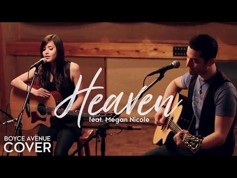 Bryan Adams - Heaven (Boyce Avenue feat. Megan Nicole acoustic cover) on iTunes