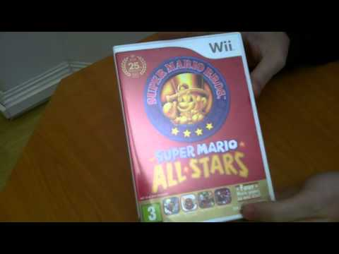 Super Mario All-Stars - 25 Anniversary Unboxing