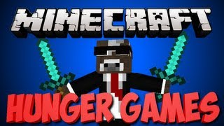 Minecraft Survival Games 6 - NEW Hunger Games Map!