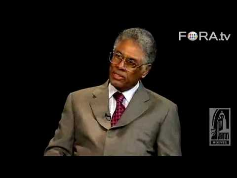 Thomas Sowell Blames Housing Bust on Frank Bush Greenspan