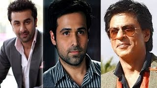 Bollywood News in 1 minute - Shahrukh Khan, Ranbir Kapoor, Emraan Hashmi