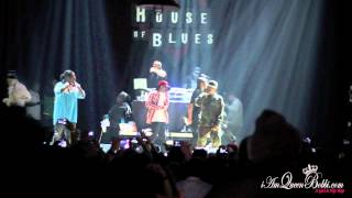 Bone Thugs & Harmony Paid Tribute To Eazy E, Notorious BIG & Tupac
