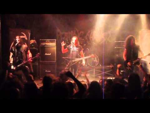 Rotting Christ - In Yumen / Xibalba @ R.B.F Club - Sofia / 12-04-2014