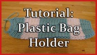15 Ideas para almacenar las bolsas de plástico en tu hogar