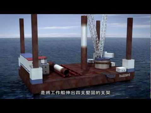 離岸風力發電廠- 從從 唐從聖配音 off shore wind farm