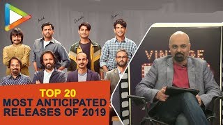 Top 20 MOST ANTICIPATED Releases of 2019 | Mission Mangal | Marjavaan | Housefull 4 - HUNGAMA