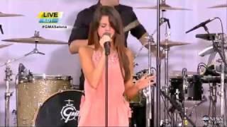 Günaydın Amerika-New York- Central Park-Selena Gomez_Love You Li