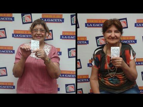 Números de Oro: dos ganadoras se repartieron un pozo récord de $ 600.000
