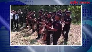 हिमाचल: 14 पंजाब रेजीमेंट के शहीद सैनिक को दी अंतिम विदाई