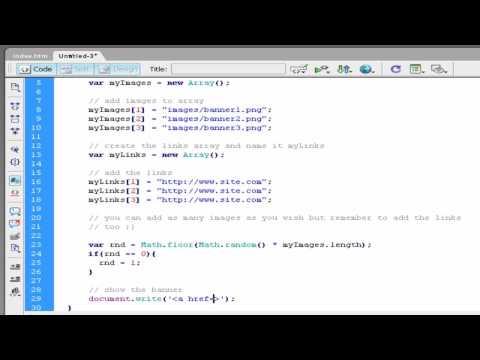 Javascript Random Image Tutorial