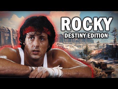 ROCKY - DESTINY EDITION! #MOTW