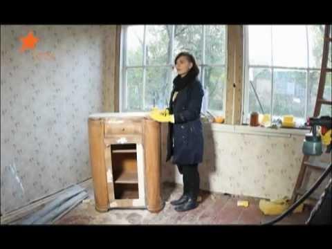 Реставрация мебели своими руками.