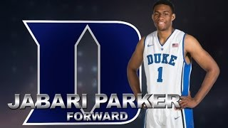 Jabari Parker's Huge Alley Oop & 27 Points Against Kansas