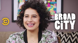 Behind Broad City - Animating the Mushrooms Episode - COMEDYCENTRAL