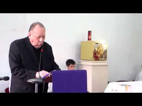 Duhovna obnova (1. travnja 2014.) - mons. Milivoj Balobanić