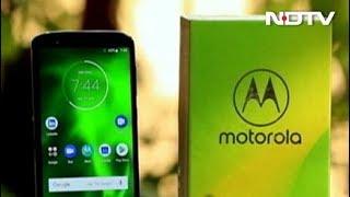 सेल गुरु: मोटो जी 6 और मोटो जी 6 प्ले पहुंचा भारत - NDTVINDIA