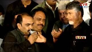 Dharma Porata Deeksha Ends in New Delhi | AP CM Chandrababu Naidu | CVR NEWS - CVRNEWSOFFICIAL