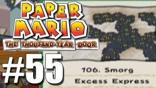 Paper Mario: The Thousand Year Door -55- TENTACLE TIME! OH BOY!