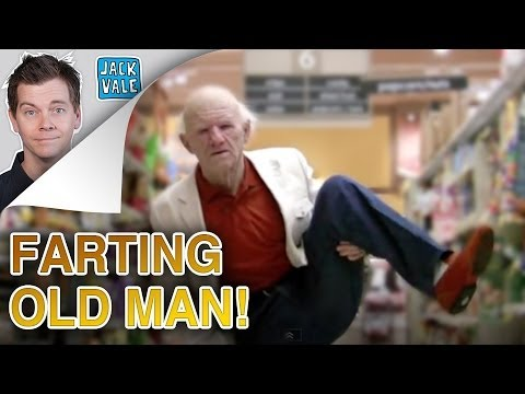 THE FARTING OLD MAN!