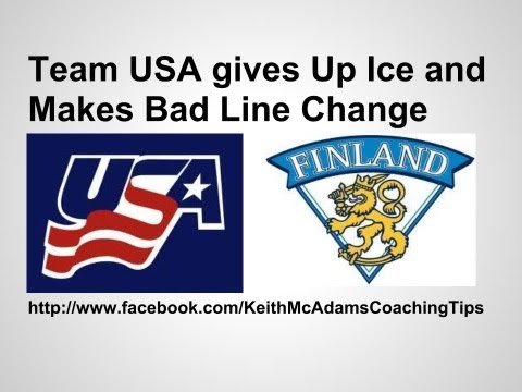 Team USA gives up ice and makes bad line change.mp4