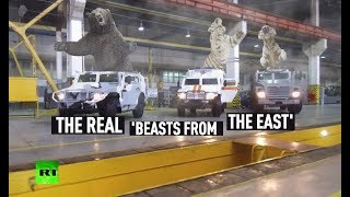 The real 'Beasts from the East': Russia's next-gen armored vehicles - RUSSIATODAY