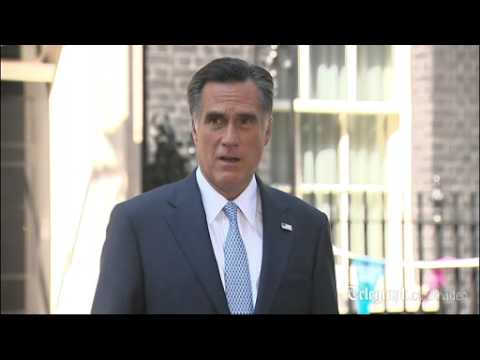  Mitt Romney: &#8216;All Olympic Games Make Small