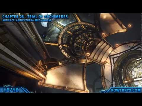 God of War Ascension - All Artifact Locations (No Drake. You can't have these. Trophy Guide)