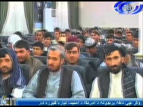 Ariana News 24 May 2013 Part Two Pashto