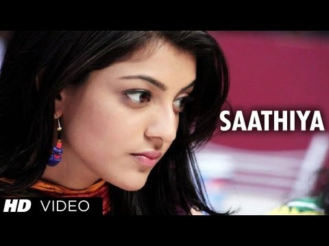 'saathiya' (video song) Singham Feat. Ajay Devgan, kajal Aggarwal