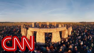 Celebrate the summer solstice at Stonehenge - 360 Video - CNN