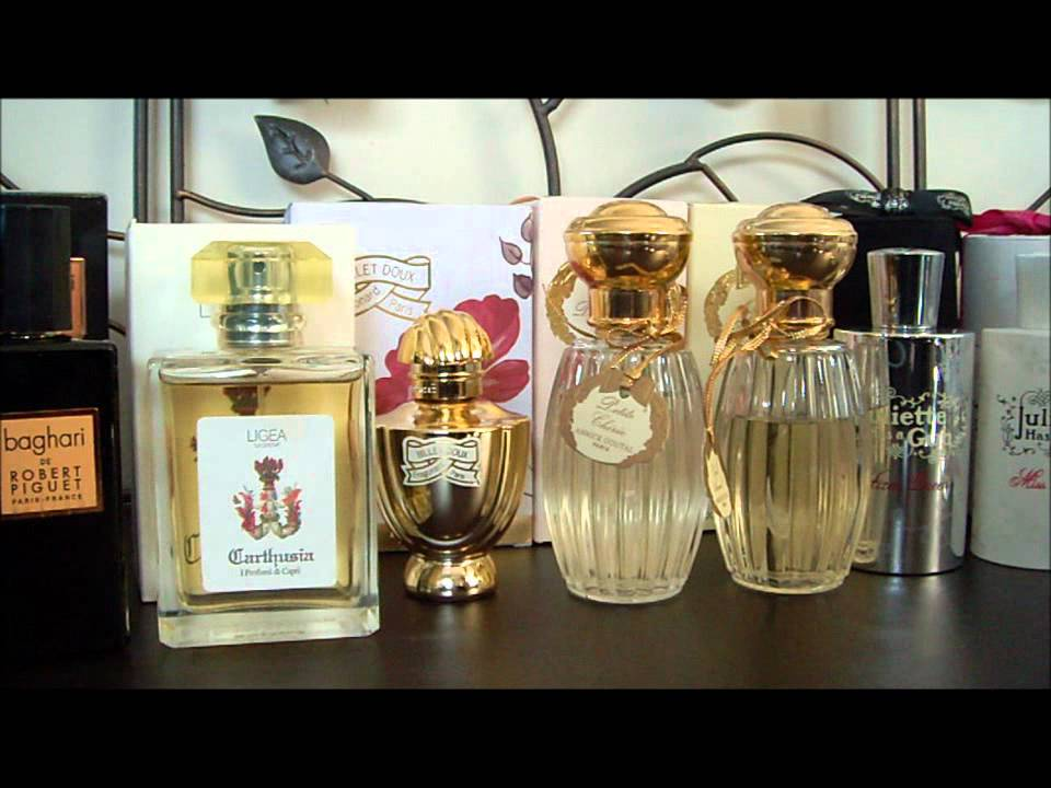 Perfume Collection: Niche Perfume Part 1