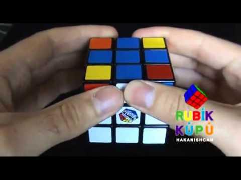 Sabır küpü ( zeka küpü, rubik küpü ) çözüm 3. KISIM - YouTube.flv