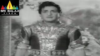 Alibaba 40 Dongalu Movie NTR and Villagers  Scene    NTR, Jaya Lalitha - SRIBALAJIMOVIES