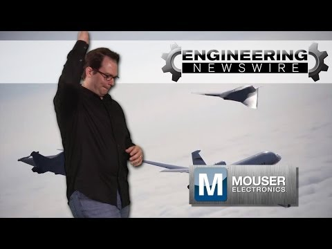 Engineering Newswire 87: Combat Drone Flies with Twin Fighter & Business Jet