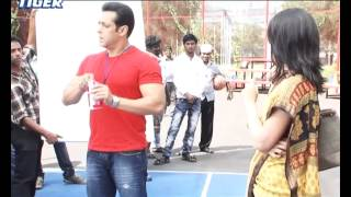 Salman khan in BRITANNIA TIGER Add