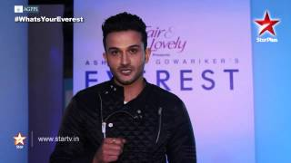 Sahil Salathia talks about his character Arjun Sabharwal in EVEREST - STARPLUS