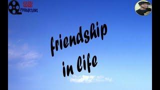 Friendship in life telugu latest short film A film by kumarChinna - YOUTUBE