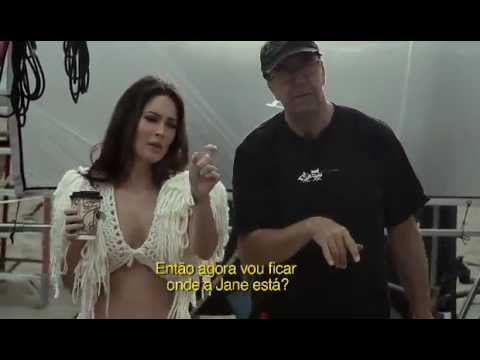 Making of CCAA Commercial - Megan Fox or Mike Tyson