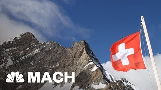 "It's Official, Switzerland Is Fast Becoming A ""Crypto-Nation"" 