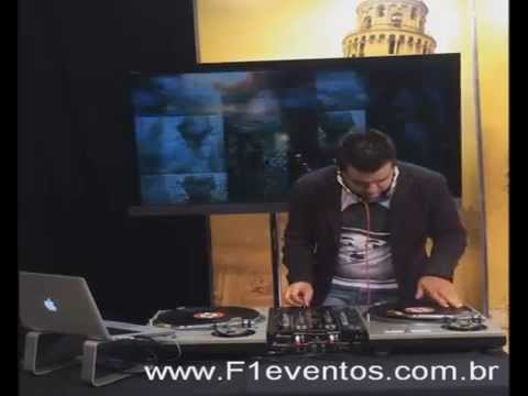 DJ Fernando Lima  - Scratches - Flash Minas - TV Alterosa / SBT