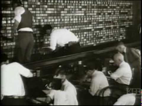 The Crash of 1929 & The Great Depression PBS 2of6