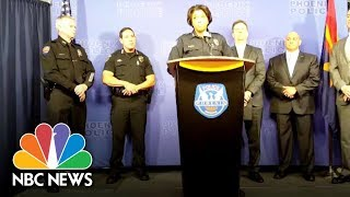 Phoenix Police Arrest Suspected Serial Killer | NBC News - NBCNEWS