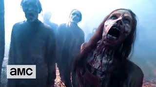 The Walking Dead 360 Experience (Pt. 2): Surrounded - AMC