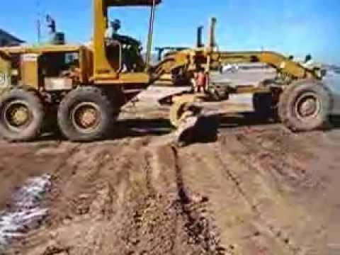 Soiltac®  Estabilización  Motoniveladora, Rodillo Neumatico, Rodillo Compactador , Cisterna